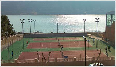 Pistas de tennis